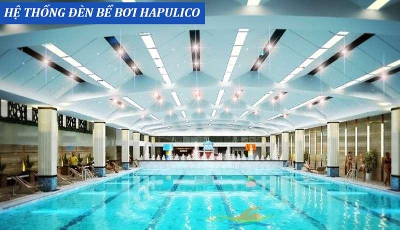 hệ thống đèn bể bơi Hapulico