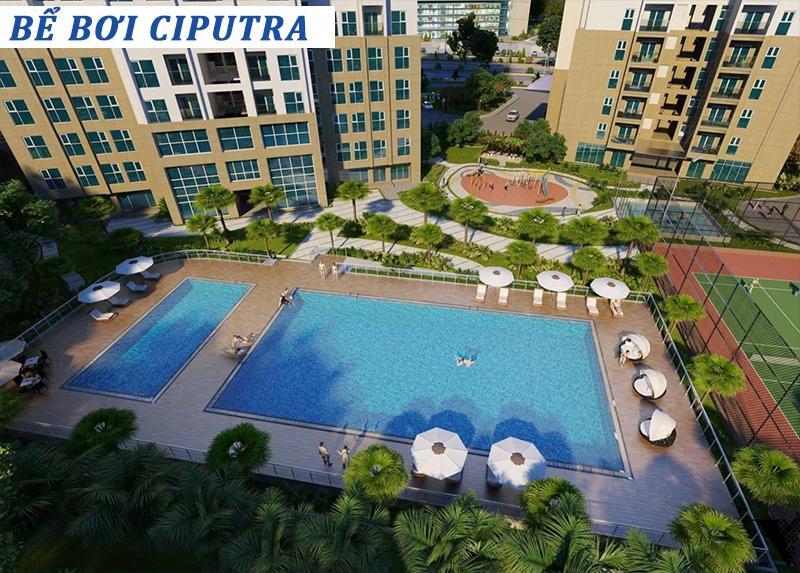 Bể Bơi Ciputra – Thông tin giá vé, địa chỉ, giờ mở cửa