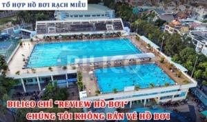 hồ bơi Rạch Miễu Phú Thuận