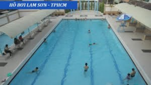 hồ bơi Lam Sơn