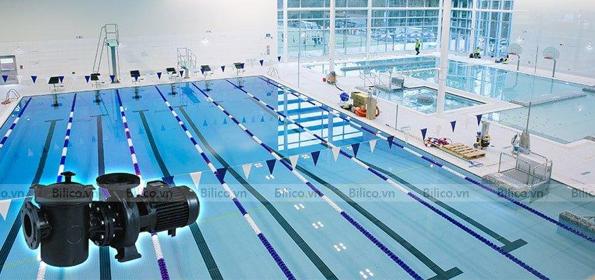 Ứng dụng máy bơm bể bơi Kripsol KRF1260T2