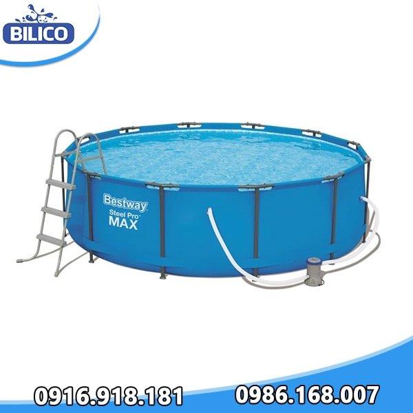 Bể bơi Vinyl hình tròn