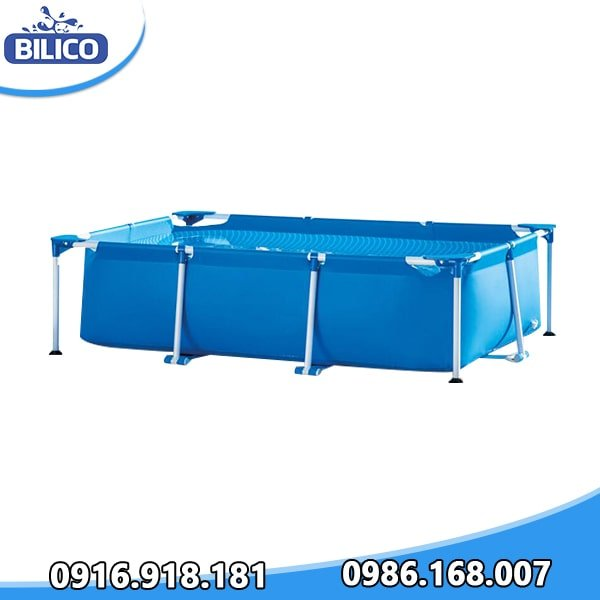 Bể bơi khung kim loại Bestpool
