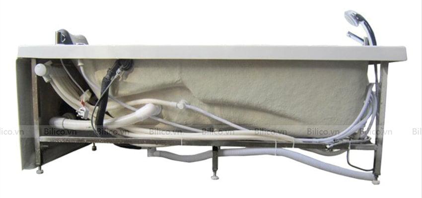 Đặc điểm bồn sục Monalisa M2006
