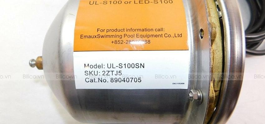 Đặc điểm đèn bể bơi UL - S100S