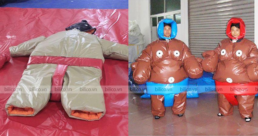 Hình ảnh Áo sumo đấu vật