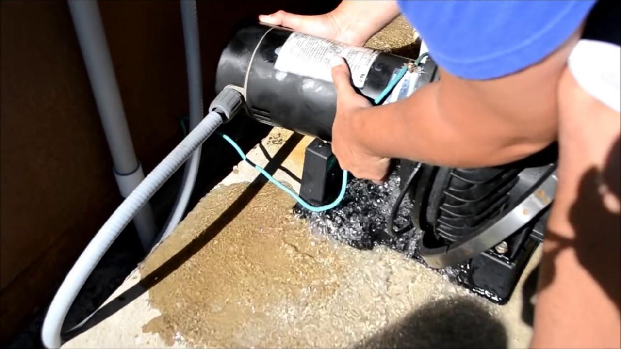 Thi công lắp đặt máy bơm bể bơi