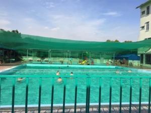Công trình bể bơi Chú Kiều - Hà Nam