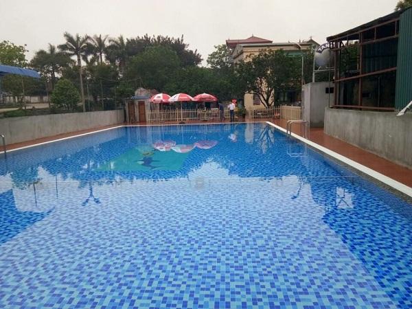 Bilico hoàn thành công trình bể bơi Lan Xuyên – Đông Anh – Hà Nội