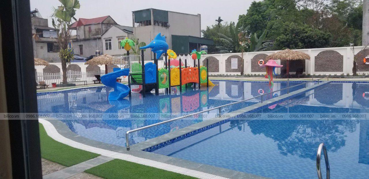 Bể bơi Xuân Mai