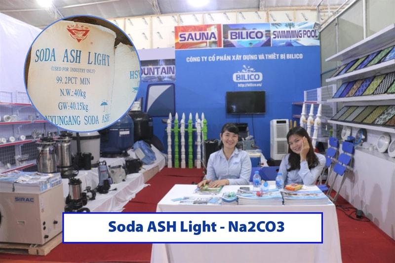 Bilico - Đơn vị cung cấp hóa chất Na2CO3 giá tốt