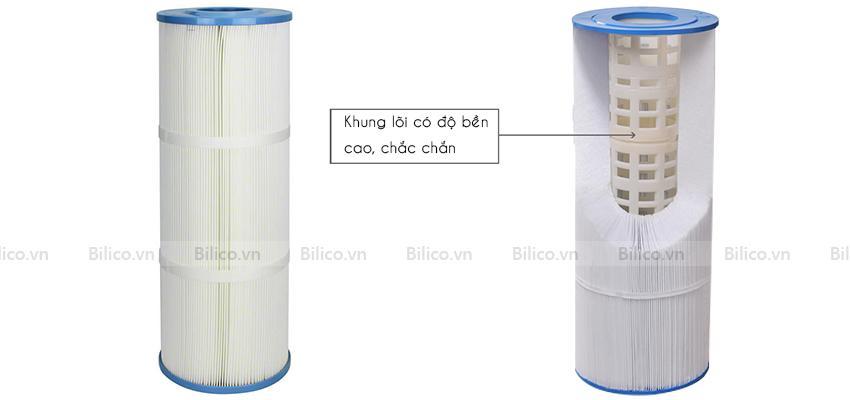 Bình lọc Cartridge EmauxCF75-CE - Bilico