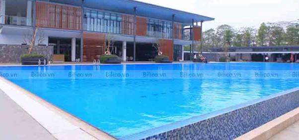 ứng dụng bình lọc bể bơi Procopi P - GFS