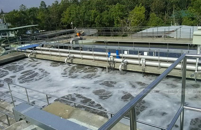 Ứng dụng của đồng bột CuSO4 trong xử lý nước công nghiệp