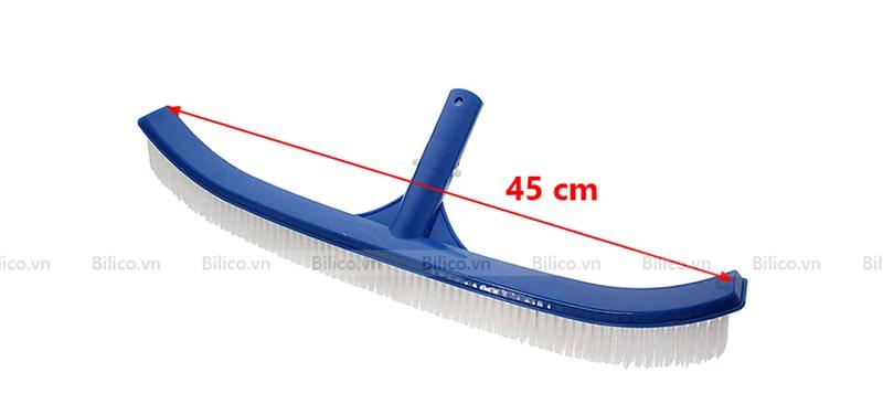 Kích thước chổi cọ vệ sinh bể bơi Procopi