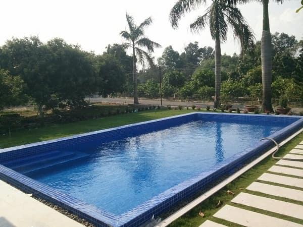 Hệ thống thiết bị bể bơi Kripsol - Tây Ban Nha mang lại nguồn nước trong xanh an toàn cho sức khỏe