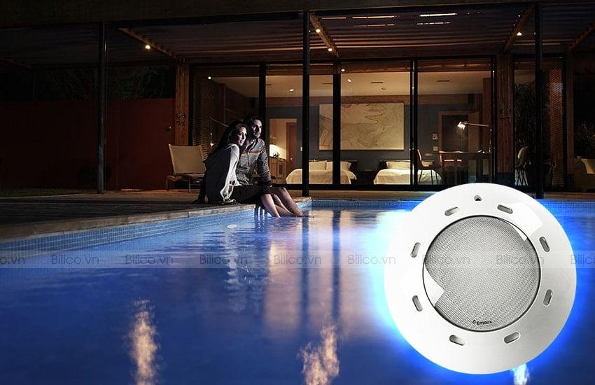 Ứng dụng Đèn bể bơi Emaux CP100