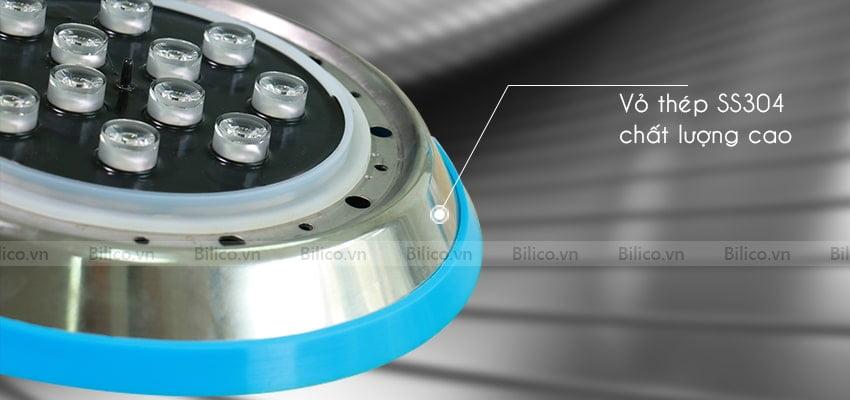 Vỏ đèn led bể bơi TF12-12M từ Inox 304 không gỉ