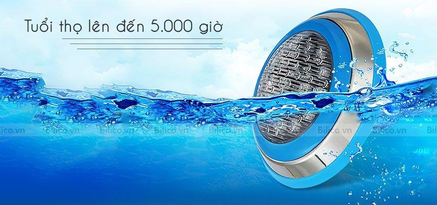 Đèn LED vàng trang trí bể bơi TF12 - 12Y tuổi thọ đến 5000 giờ