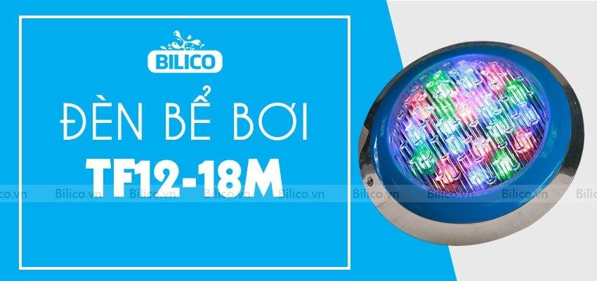 đèn led trang trí bể bơi TF12-18M