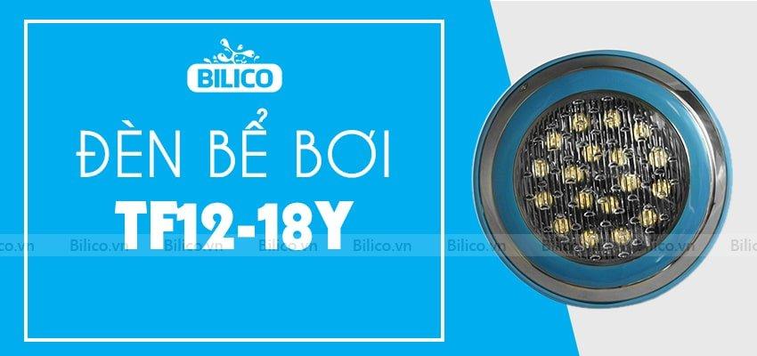 đèn led vàng trang trí bể bơi TF12-18Y