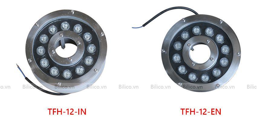 Hai mẫu đèn đài phun TFH