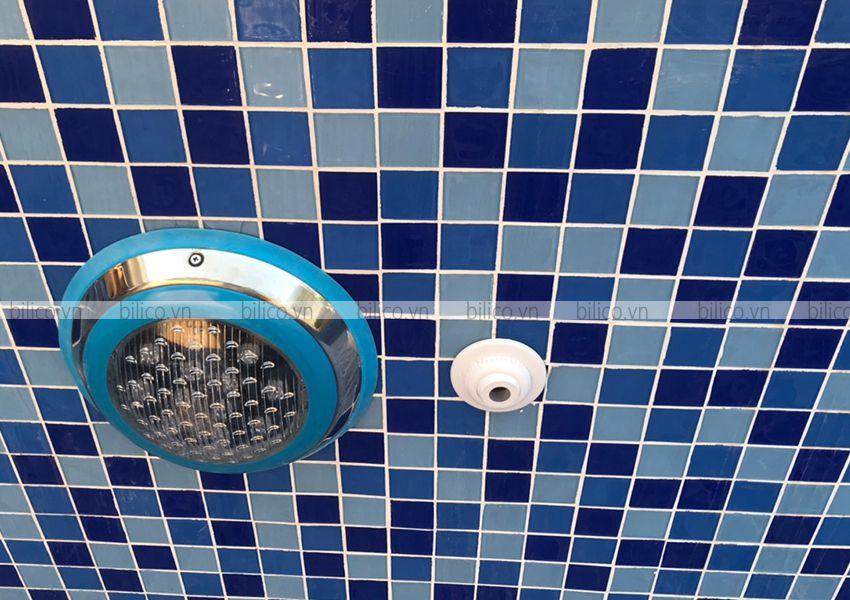 Ứng dụng Đèn led bể bơi TF - Wled