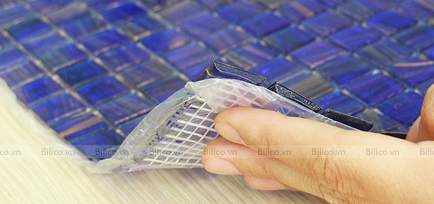 gạch Mosaic E705 thích hợp với nhiều công trình khác nhau