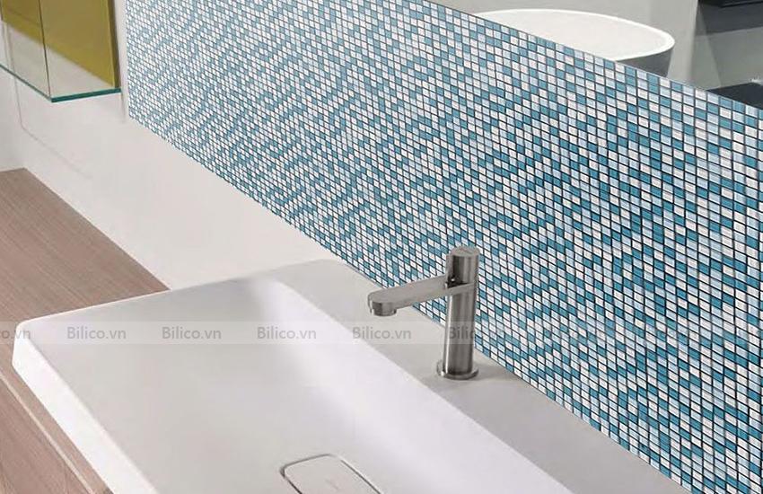 gạch mosaic NO2001 ốp nhà tắm