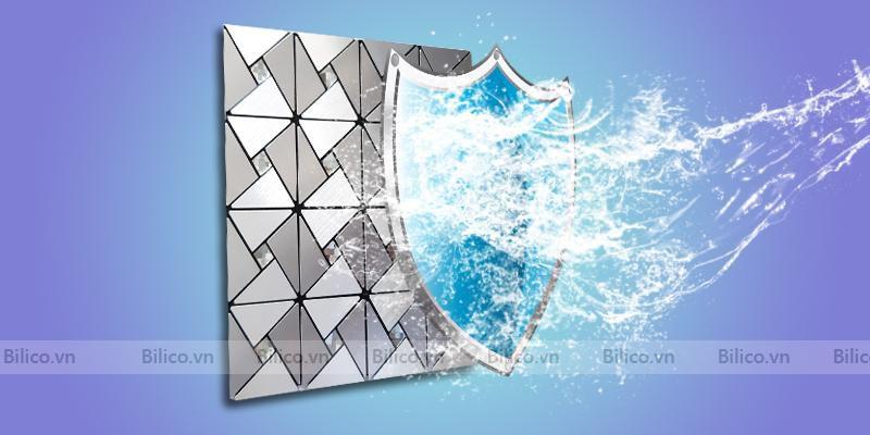 gạch mosaic hợp kim nhôm BV012 chống nước tốt