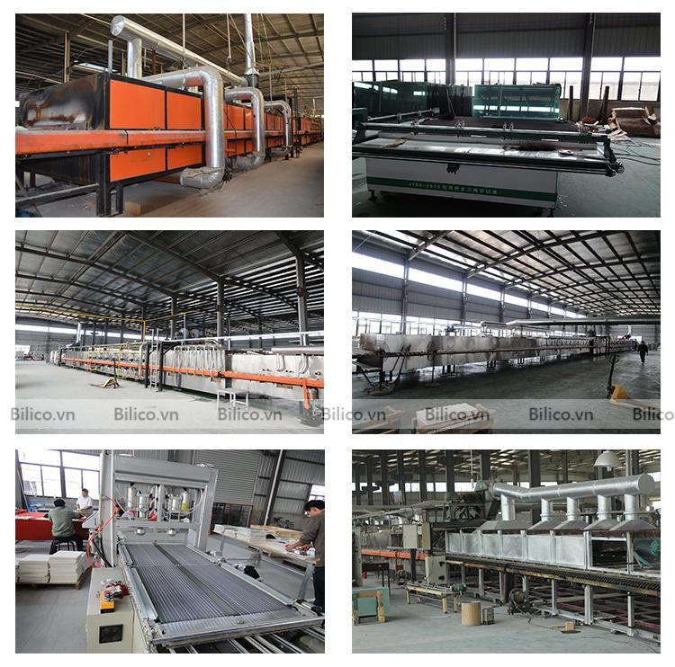 Xưởng sản xuất gạch mosaic BV014
