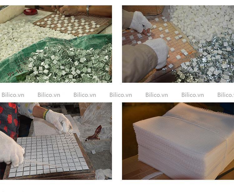 Sản xuất gạch mosaic BV015
