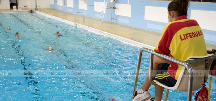 Ghế SA-5 quan sát bể bơi