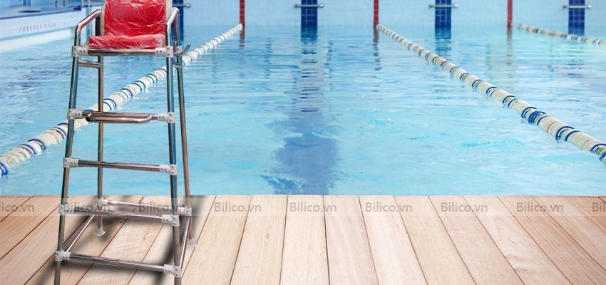 Hình ảnh ghế quan sát bể bơi SA-5