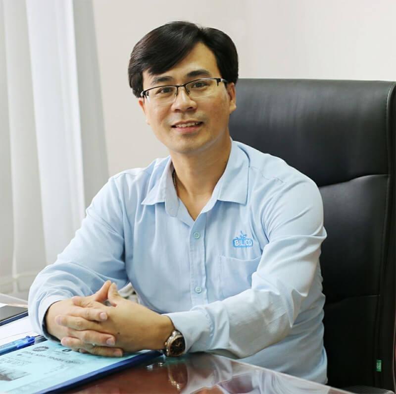 Chân dung CEO & Founder Trần Thanh Bình