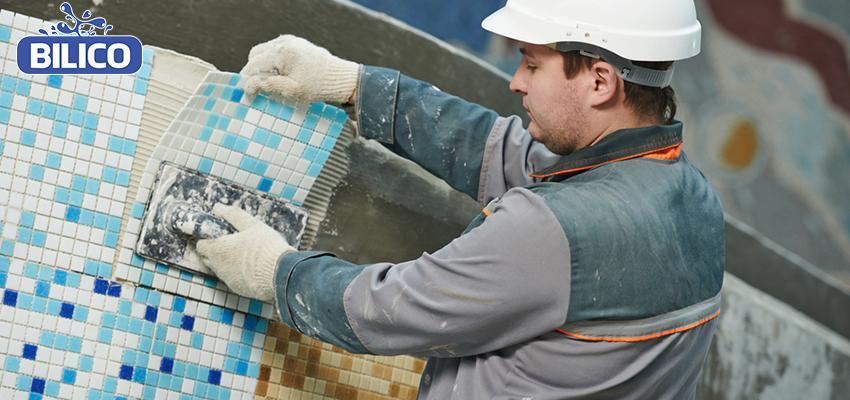 Hướng dẫn sử dụng keo dán gạch mosaic vistar