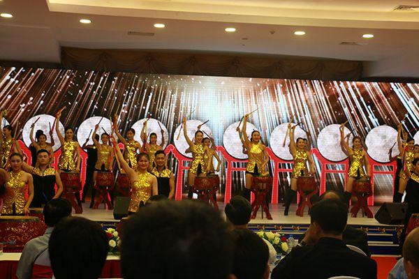 Lễ khai mạc Vietbuid Hà Nội lần thứ 2