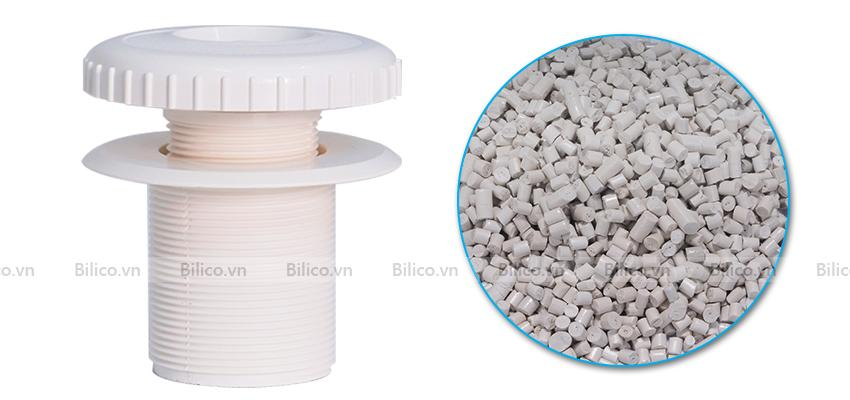 Khớp hút vệ sinh bể bơi Procopi từ nhựa nguyên sinh ABS siêu bền