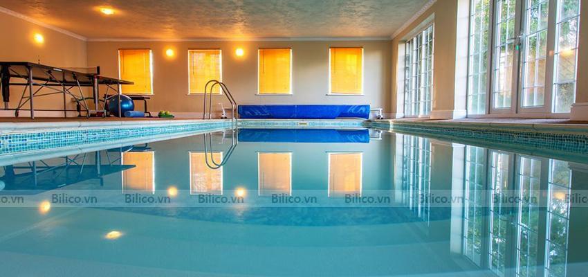 Ứng dụng máy bơm bể bơi Kripsol KAL