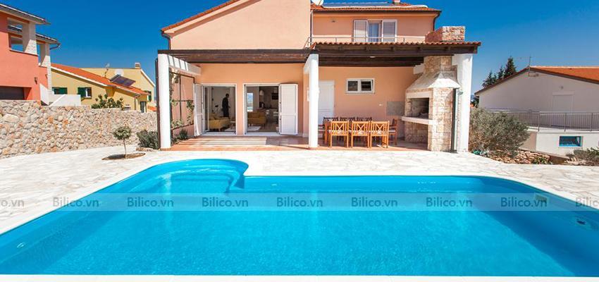 Ứng dụng máy bơm bể bơi Kripsol KA350T1