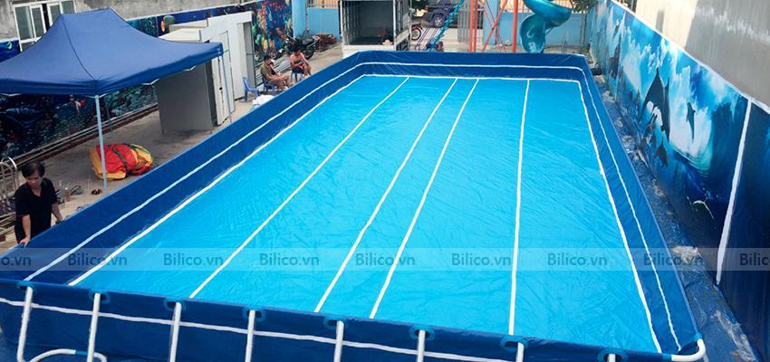 Ứng dụng máy bơm bể bơi Kripsol KAP