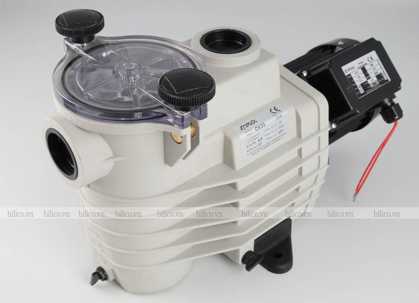 máy bơm bể bơi Kripsol OK có thiết kế bắt mắt