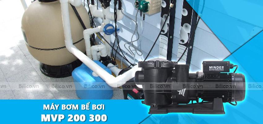 Máy bơm bể bơi Minder MVP200-MVP300