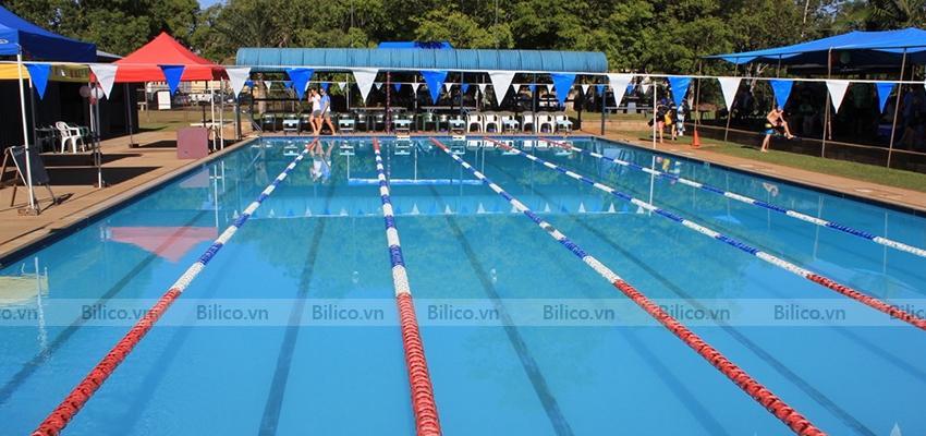 ứng dụng máy bơm bể bơi Procopi Aqua Maxi
