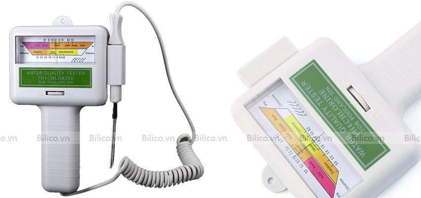 Hình ảnh máy đo nồng độ pH SPT - 02