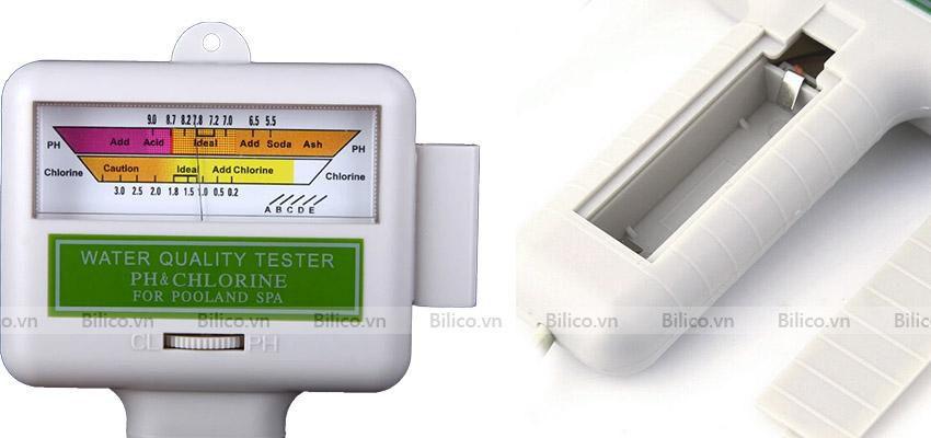 Hướng dẫn bảo quản máy đo nồng độ pH SPT - 02