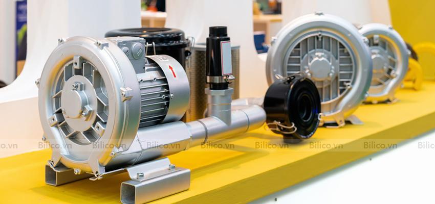 Hình ảnh máy thổi khí con sò Kripsol SKH250T1