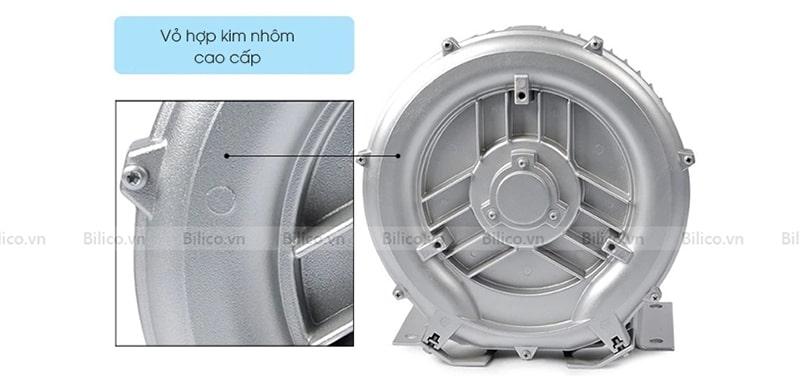 Vỏ máy thổi khí con sò Kripsol SKH300T1 hợp kim nhôm