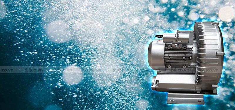 máy thổi khí con sò Kripsol SKH300T1 chống ăn mòn hóa chất