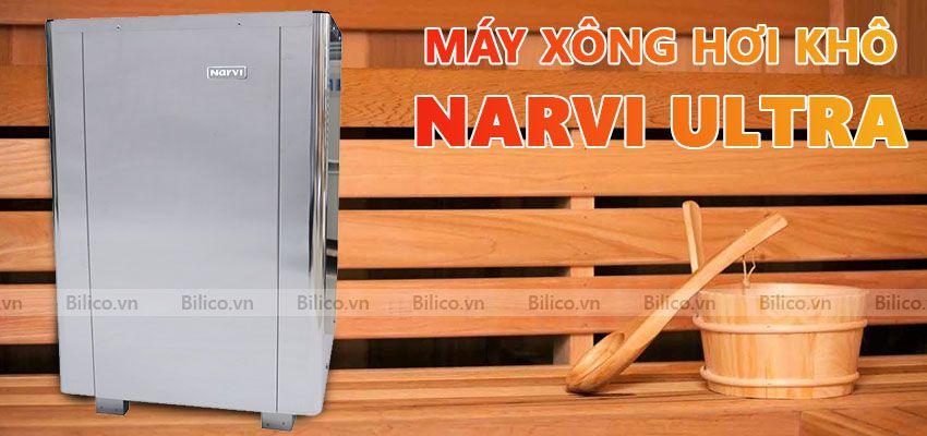 máy xông hơi khô Narvi Ultra